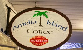 Amelia Island Coffee shop